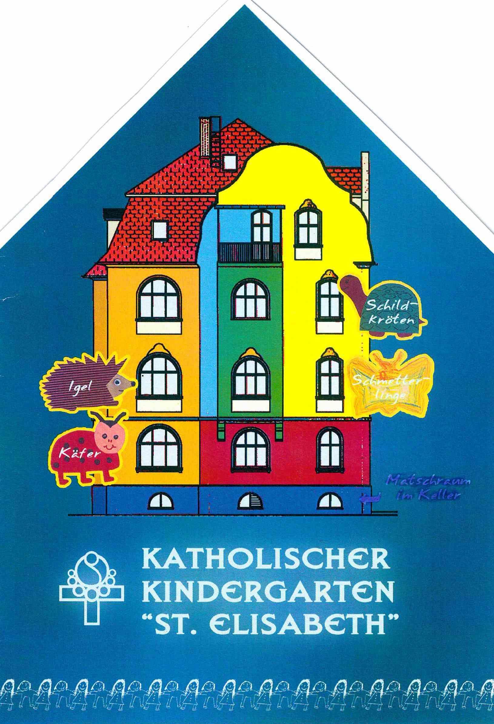 Prospekt zu unserem Kiga-Haus