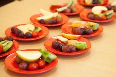 Täglich gesundes Obst